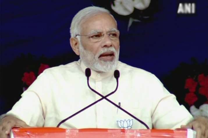 PM Modi in Junagadh LIVE: 'People keen to see those