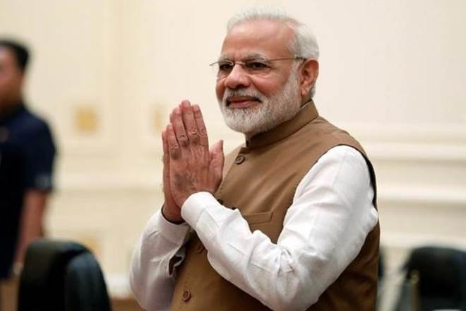 Prime Minister Narendra Modi is credited with correctly
