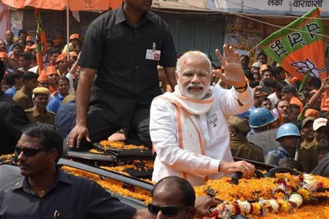 Ahead of polling, PM Narendra Modi urged people to vote in