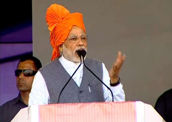 PM Modi in Kalol: 'BJP governments have taken Gujarat to