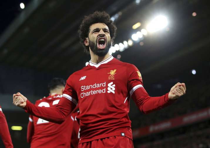 India Tv - A file image of Mohammad Salah