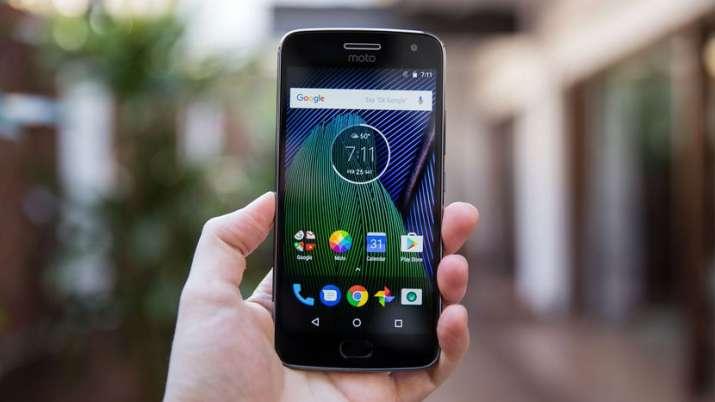 India Tv - Moto G5 Plus