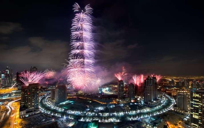 India Tv - Happy New Year