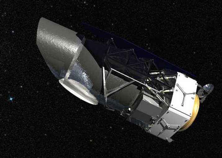 NASA's new telescope to see big picture of universe