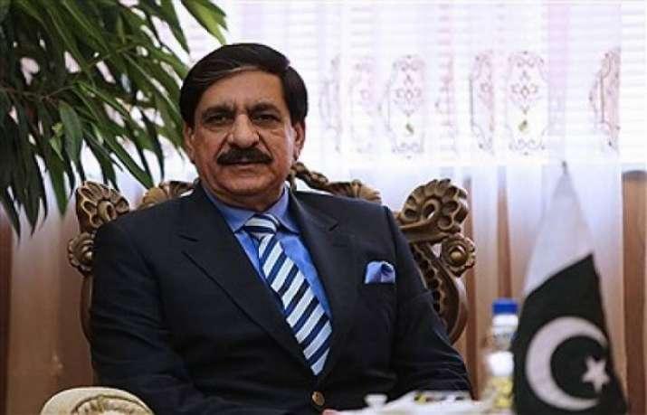 National Security Advisor of Pakistan Lt. Gen Naseer Khan