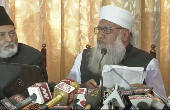 Executive council member of AIMPLB Sajjad Nomani