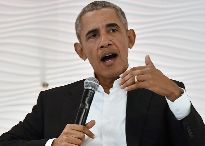 India needs to 'cherish and nurture' its Muslims: Barack