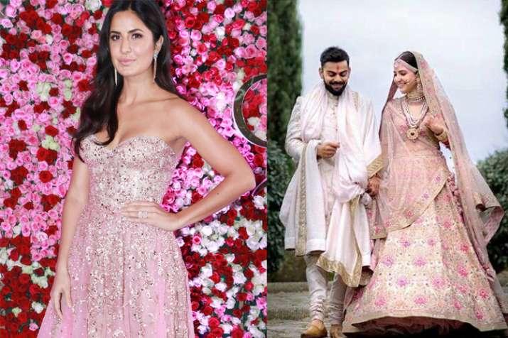 Anushka Sharma Virat Kohli Wedding Katrina Kaif Had No Clue