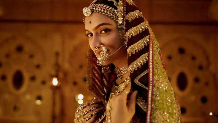 India Tv - Deepika Padukone in a still from Padmavati