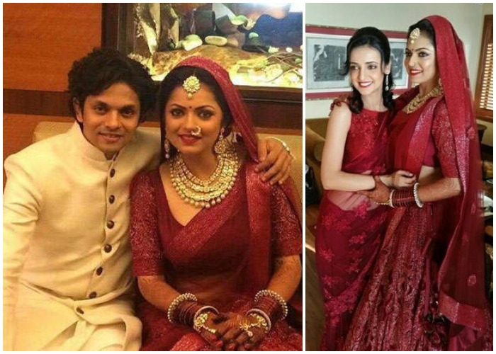 India Tv - Drashti Dhami with husband Neeraj Khemka