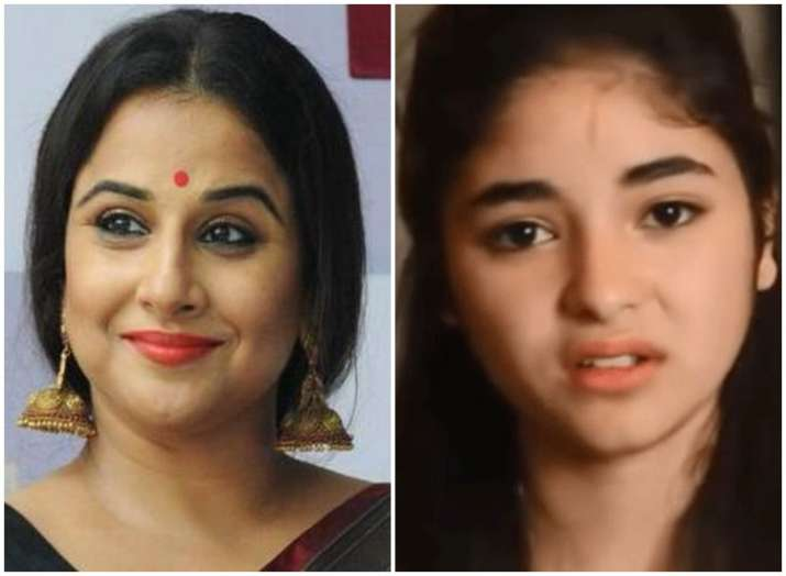 When Vidya Balan, Zaira Wasim, Bhumi Pednekar faced their