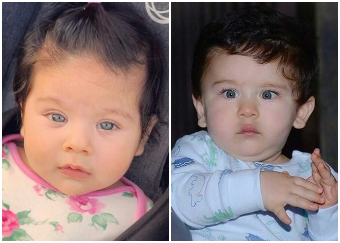 India Tv - Baby Inaaya and Baby Taimur are ruling the internet hands down