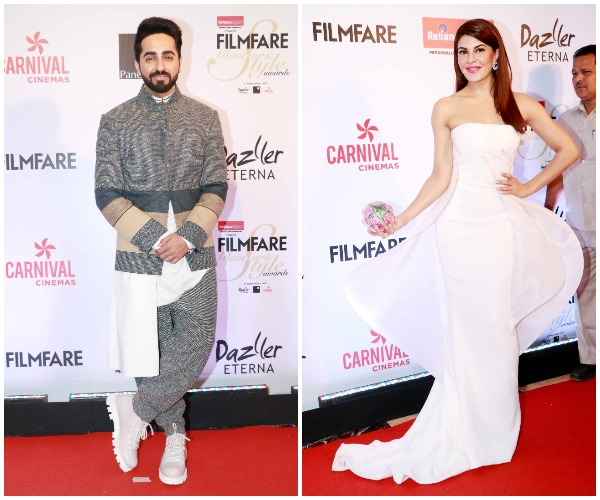 India Tv - Ayushmann Khurrana and Jacqueline Fernandez