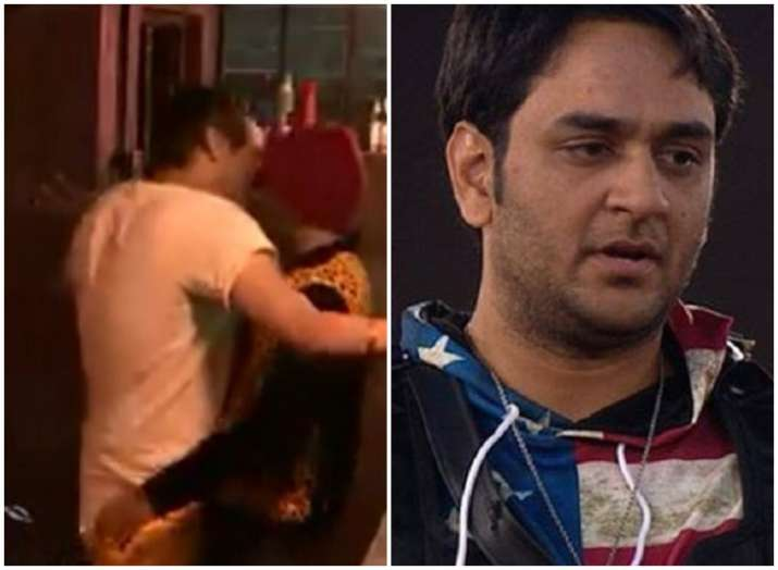Bigg Boss 11 Did Vikas Gupta kiss Akash Dadlani on the lips?