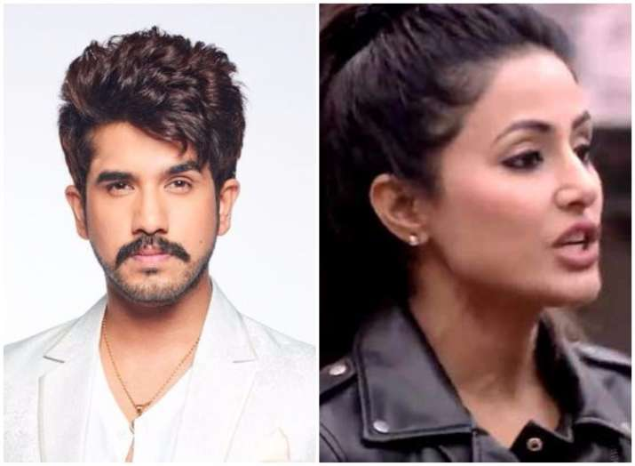 Suyyash Rai lashes out at Hina Khan for fighting with