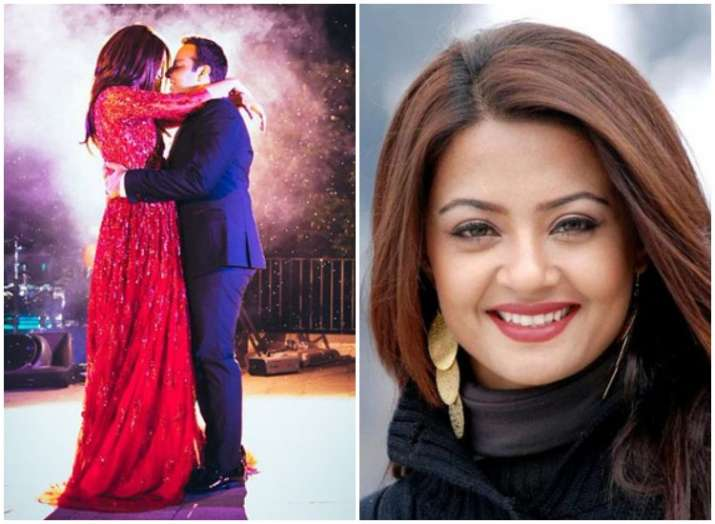 Surveen Chawala gets hitched to beau Akshay Thakker