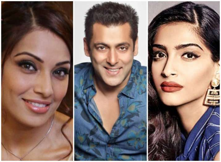 Bollywood celebs wish Salman Khan a happy birthday