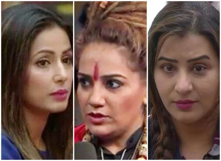 Bigg Boss 11 Sshivani Durga makes shocking statements about