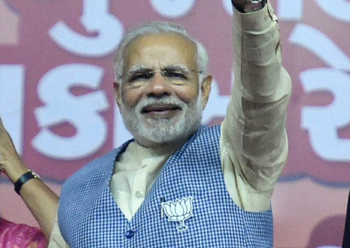 Gujarat polls: PM Modi to take sea-plane from Sabarmati to