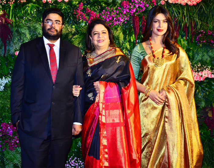 India Tv - Anushka Sharma, Virat Kohli mumbai reception