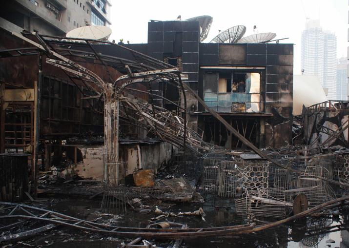 Mumbai Kamala Mills fire: Pub owners see no faults; 1Above