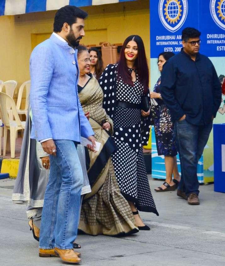 India Tv - Aishwarya, Abhishek