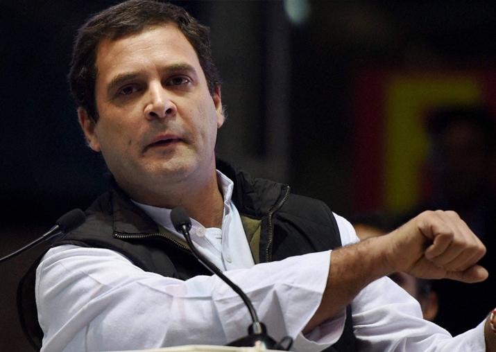 File pic of Rahul Gandhi