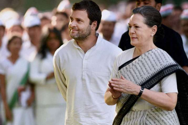 Rahul joins Sonia Gandhi in Goa for New Year celebrations