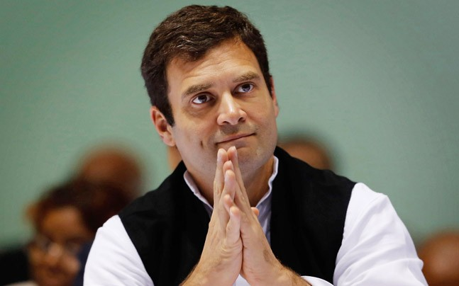 Rahul Gandhi is likely to formally take over the reins of