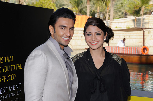 Ranveer Singh is all praise for Anushka Sharma