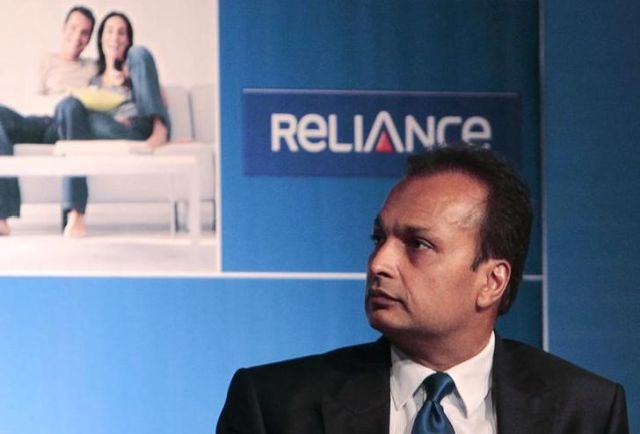 Reliance Infra said it will utilise the proceeds entirely