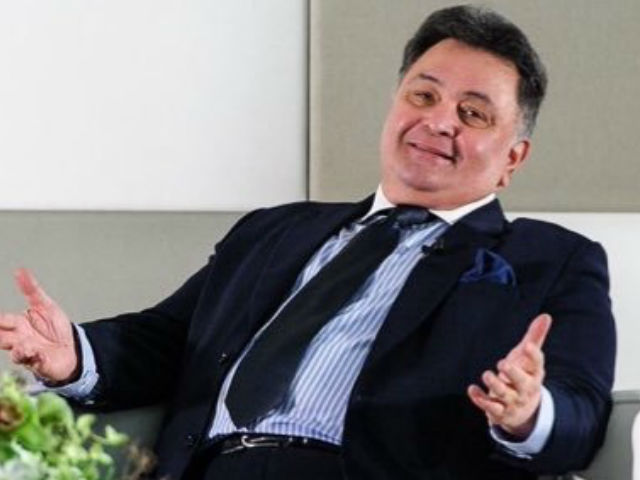 Blessed to still get lovely work: Rishi Kapoor
