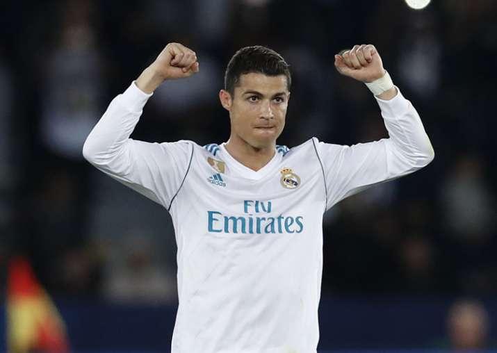 A File Image Of Cristiano RonaldoPhotoAP IMAGES