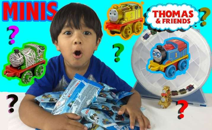 India Tv - Ryan ToysReview