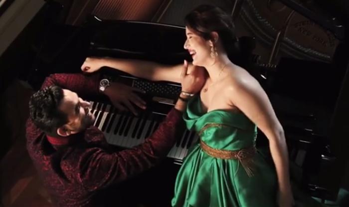India Tv - Newlyweds Sagarika Ghatge and Zaheer Khan