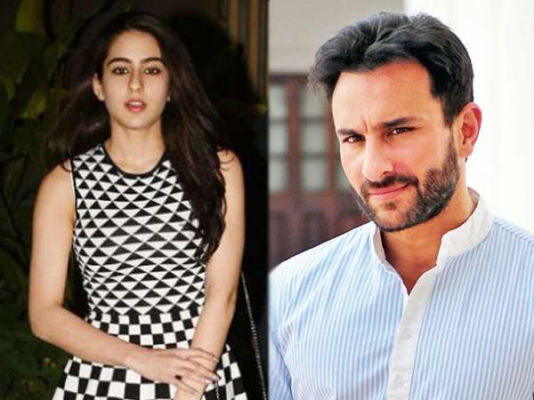 Saif Ali Khan on daughter Sara's Bollywood debut Kedarnath