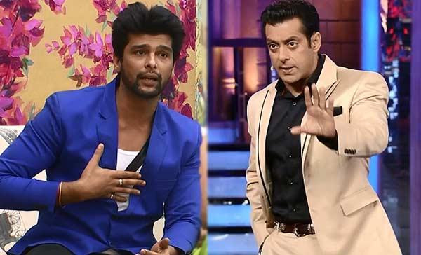 India Tv - Kushal Tandon - Salman Khan