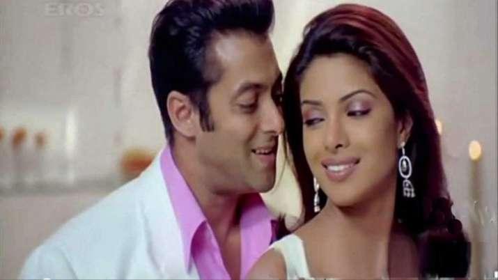 India Tv - Salman Khan and Priyanka Chopra