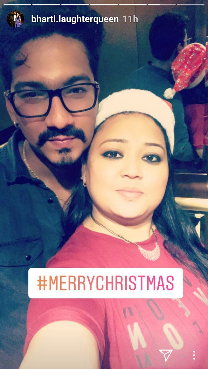 India Tv - Bharti Singh's Instagram story