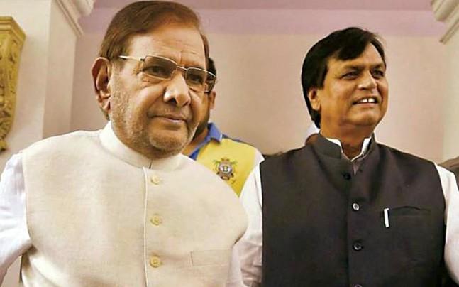 Rebel JD(U) MPs Sharad Yadav, Ali Anwar disqualified as