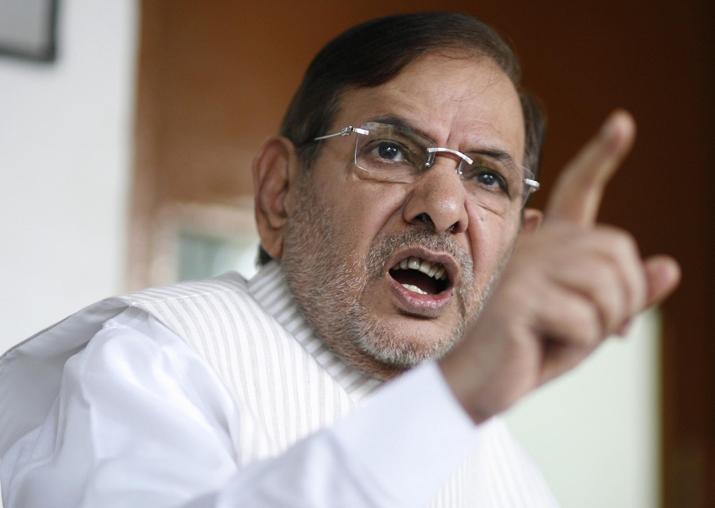 Sharad Yadav-led JD(U) rebel faction to move EC for