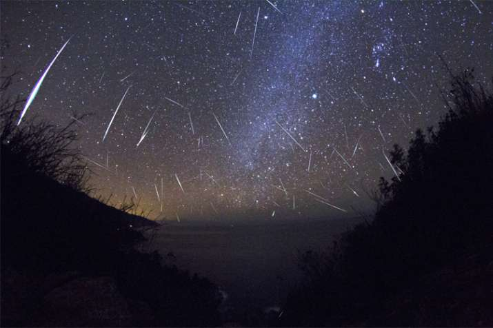 Skywatchers in for treat as Geminid meteor shower set to