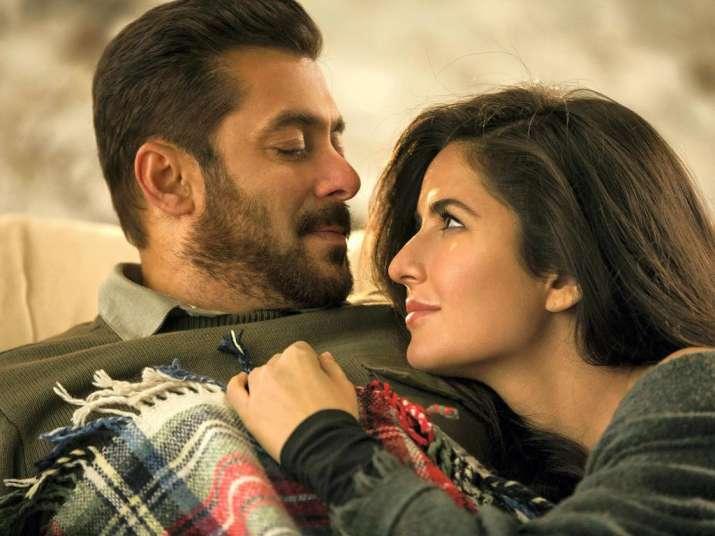 India Tv - Salman Khan and Katrina Kaif from Tiger Zinda Hai