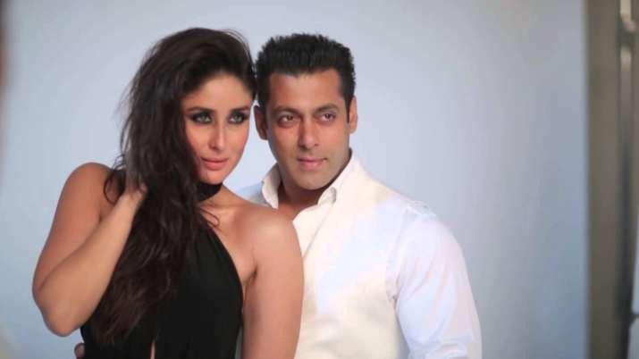 India Tv - Salman Khan and Kareena Kapoor