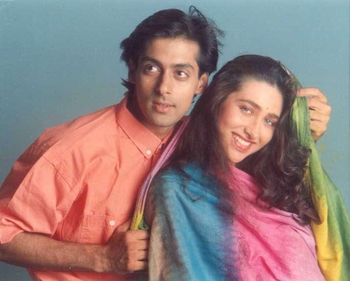 India Tv - Salman Khan and Karisma Kapoor