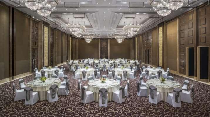 India Tv - Astor Ballroom has capacity to accomodate 300 persons