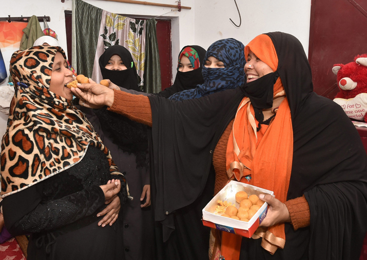 People hail passage of Triple Talaq Bill, this is how