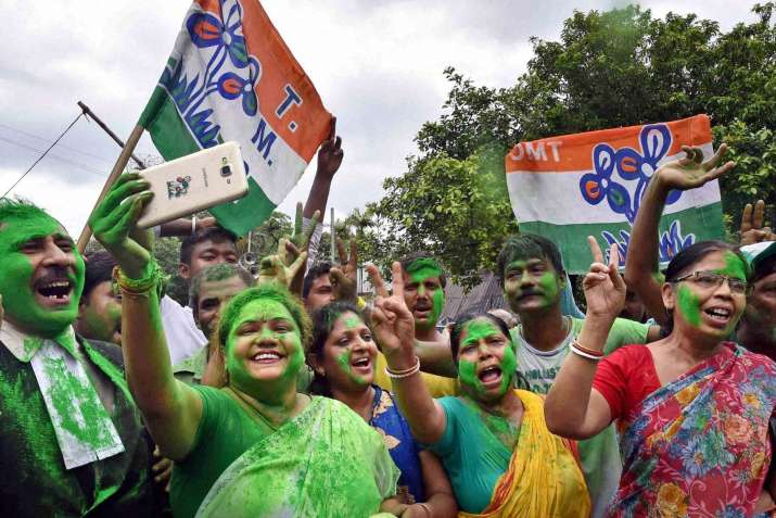 Bengal by-poll: Trinamool wins by 64,172 votes