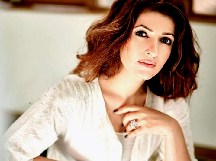 India Tv - Twinkle Khanna posing for a photoshoot