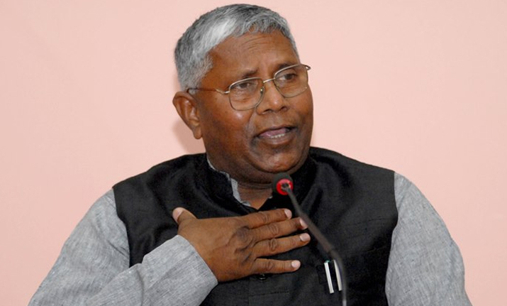 File pic of JD(U) leader Uday Narayan Choudhary